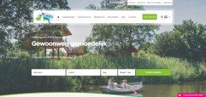 Vakantiepark & Partycentrum Molke in Zuna - Overijssel