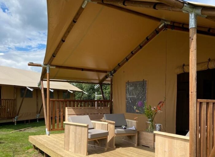 Camping de Vinkenkamp - Lieren - BungalowSpecials