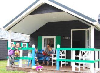 Camping de Vossenburcht - IJhorst - BungalowSpecials