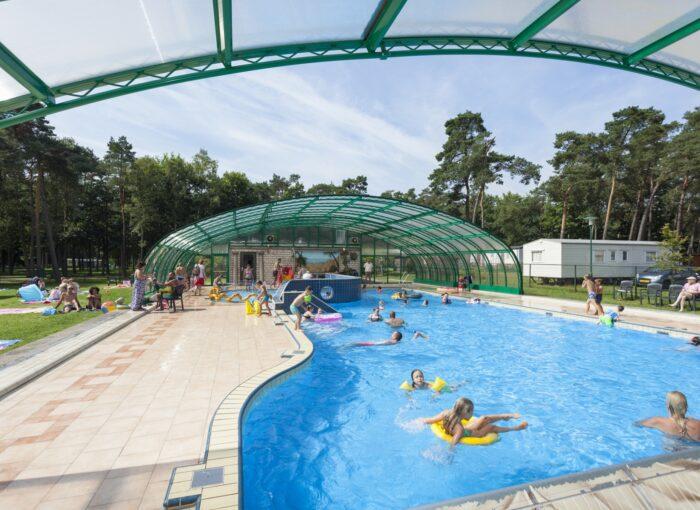 Oostappen park Arnhem - Schaarsbergen - BungalowSpecials