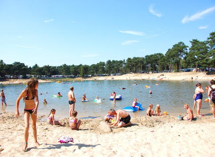 Oostappen park Blauwe Meer - Lommel - BungalowSpecials