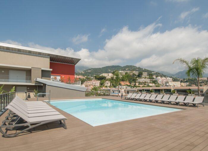 Pierre & Vacances Premium Résidence Julia Augusta - Roquebrune-Cap-Martin - BungalowSpecials