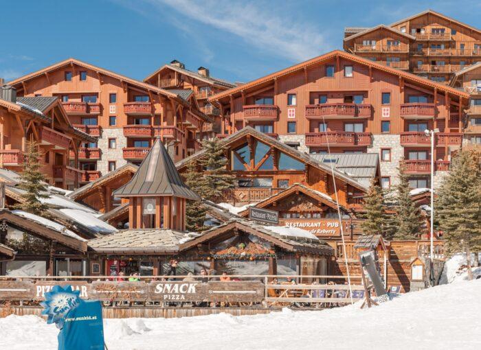 Pierre & Vacances Premium Résidence Les Alpages de Reberty - Les Belleville - BungalowSpecials