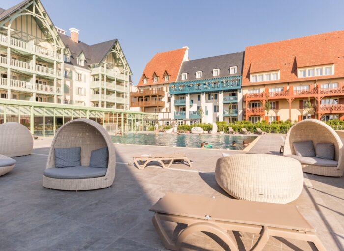 Pierre & Vacances Premium Résidence Presqu'Ile de la Touques - Deauville - BungalowSpecials