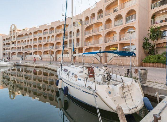Pierre & Vacances Résidence Le Port - Hyeres - BungalowSpecials