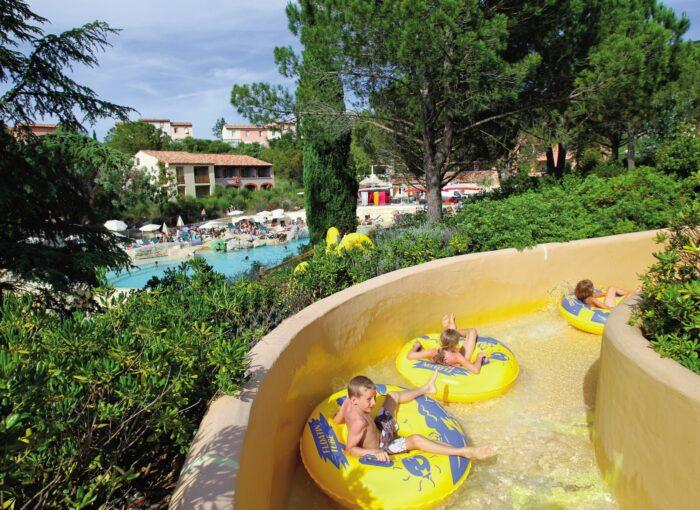 Pierre & Vacances Village Le Rouret en Ardèche - Grospierres - BungalowSpecials