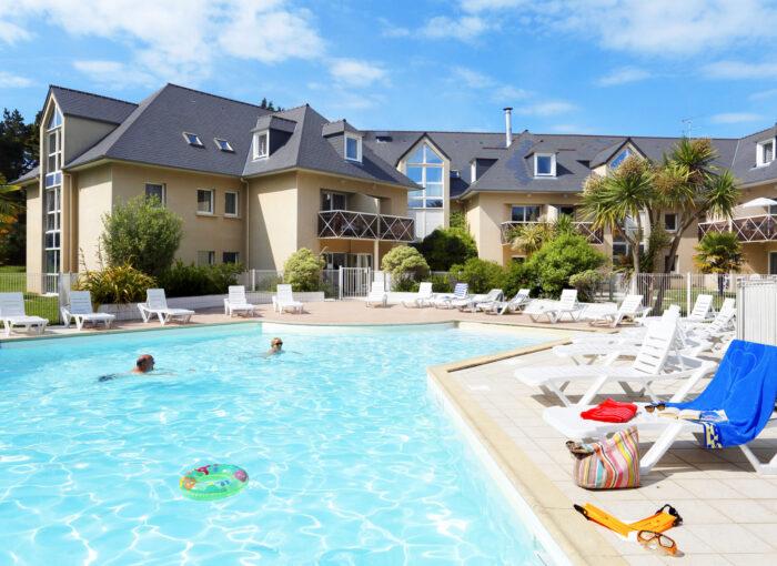 Residence Nemea Kermael - Saint-Briac-sur-Mer - BungalowSpecials