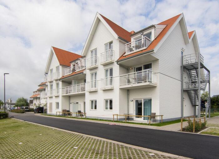Residence Nieuwpoort - Nieuwpoort - BungalowSpecials