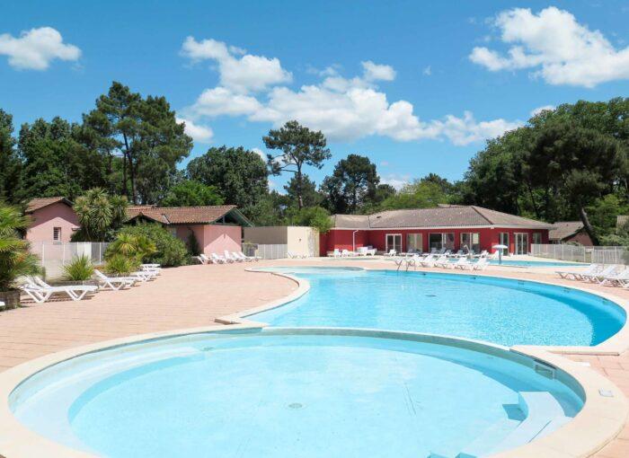 Vakantiecomplex Les Rives - Arès - BungalowSpecials