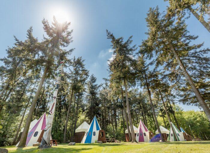 Vakantiepark De Bergen - Wanroij - BungalowSpecials